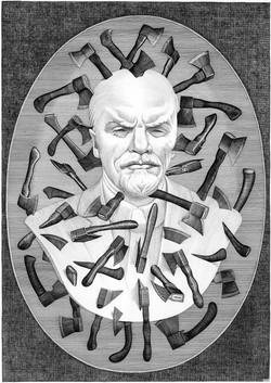 Ivan Yazykov. Rebus №17.
