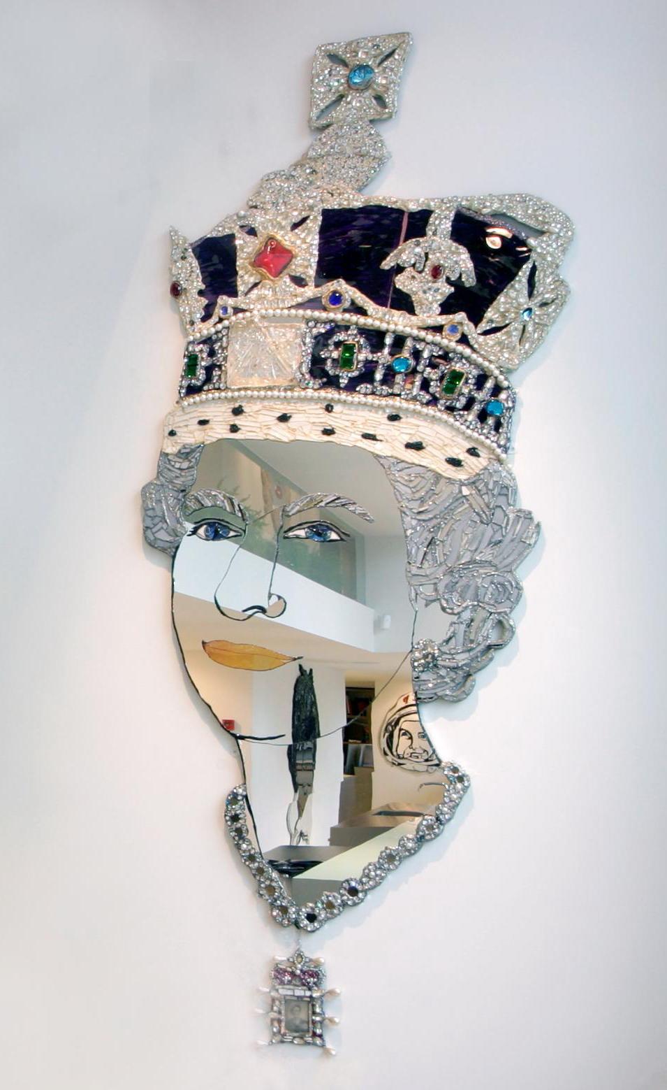 Andrew Logan. Queen.