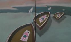M. Yakhilevich. Three boats.
