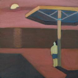 M. Yakhilevich. Before sunset.