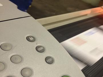 inkjet and laser addressing