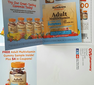 vitamin direct mail kitting