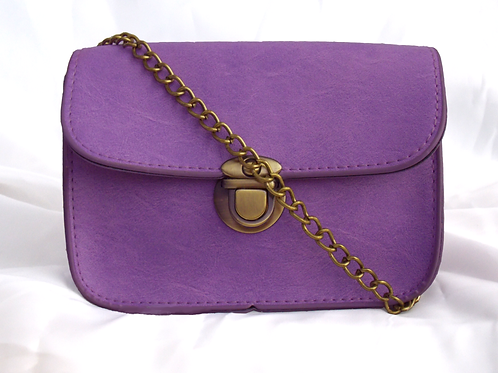 Cross Body Handbag Lavender