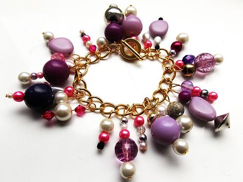 Wild Berry Bracelet