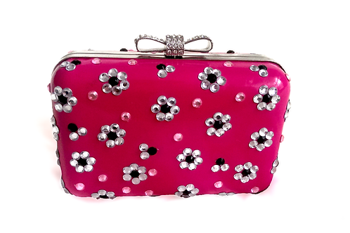Hot Fusion Clutch Bag
