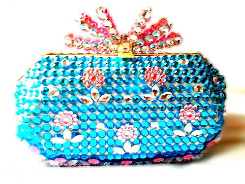 Angel Dream Range- Lustrous Clutch Handbag