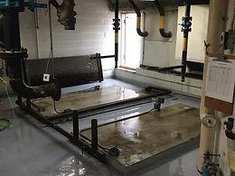 Utility Room Waterproofing