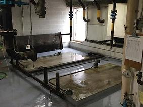 Portfolio: Utility Room Floor Fully Protected
