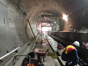TTC Subway Tunnel