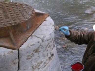eliminate leaks in manholes