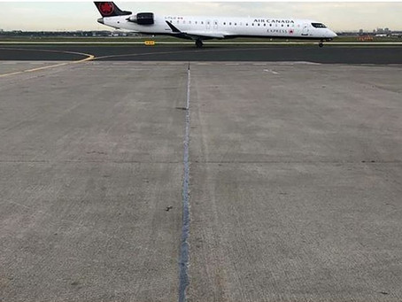 Concrete Repairs at Toronto Pearson International Airport