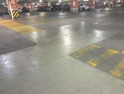 parking garage floor repair