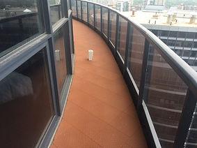 Portfolio: Balcony Slope Reversal