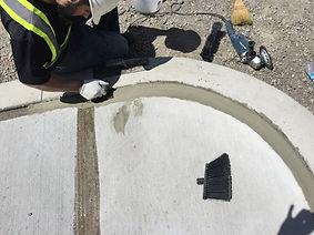 Portfolio: Concrete Sidewalk Restoration