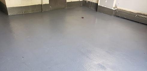 utility room floor waterproofing