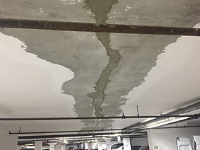 Portfolio: Ceiling Patched and Cracks Repaired