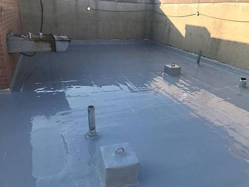 flat roof waterproofing membrane