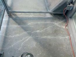 Balcony Crack Repair