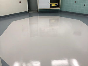 Operating Room Floor Restoration