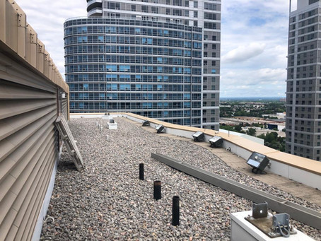 Roof Capping and Exterior Expansion Joint Repair