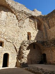 Ruine de Saint Honorat