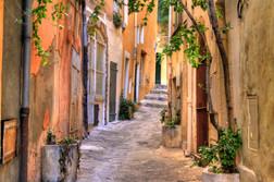 Ruelle de Saint-Tropez