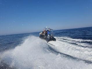 excursion en bateau au départ de Fréjus