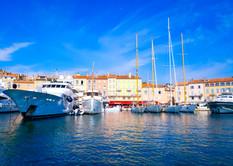 visite du port de saint tropez en bateau