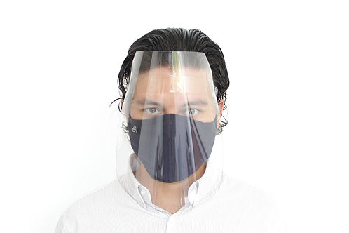 Careta Protector Facial Mascarilla Lavable Y Reutilizable