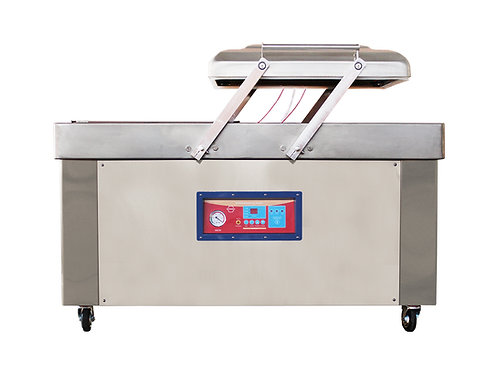 Empacadora De Alimentos Doble Campana Alto Vacio Mod 40 220v
