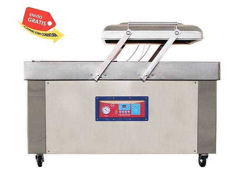 Empacadora De Alimentos Doble Campana Alto Vacio Mod 60 220v