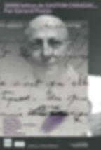 Visuel de 36000 lettres de gaston Chaissac