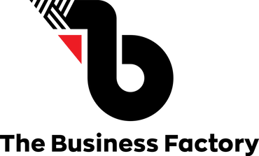 The Business factory Logo black.png