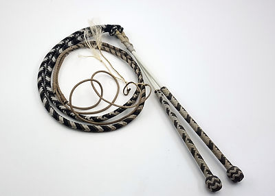 Nylon Stock Whip Set