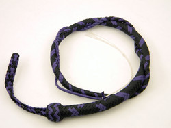 Black & Purple nylon signal