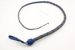 Charcoal Grey & Royal Blue Nylon Signal