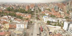 Bogotá Av. Caracas al norte