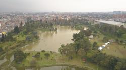 Parque Lago de los novios