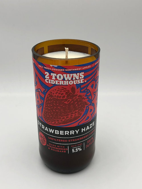 2 Towns Ciderhouse Strawberry Haze -Made to Order