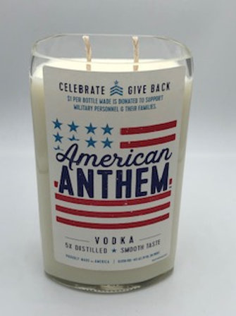American Anthem Vodka (Citron & Mandarin)- In Stock