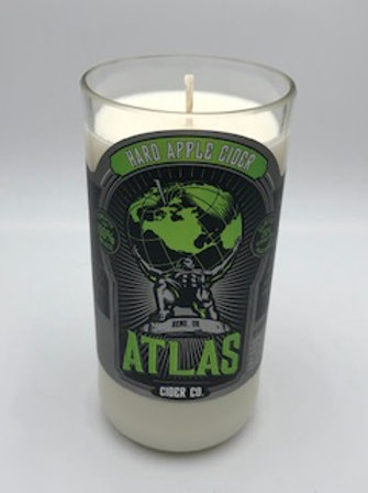 Atlas Hard Apple Cider (Apple Harvest)- In Stock