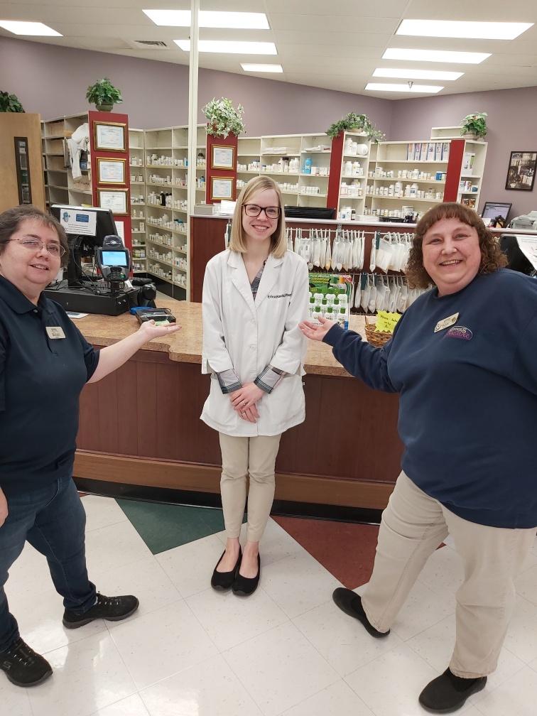 Kennies Pharmacy team photo