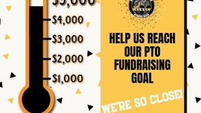 MMS PTO Fundraising Goal
