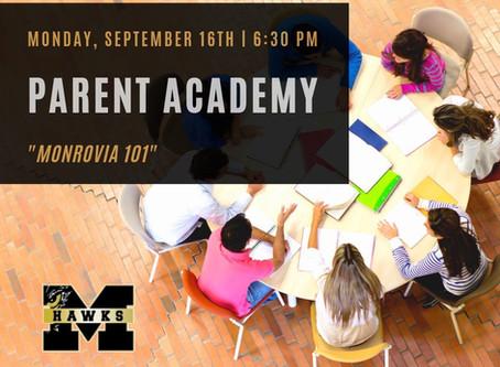 MMS Parent Academy