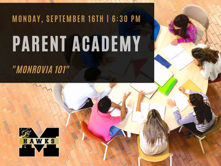 MMS Parent Academy