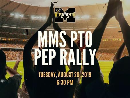 MMS PTO Pep Rally