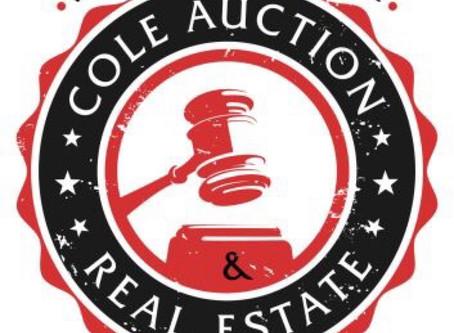 Community Partner: Cole Auction & Real Estate
