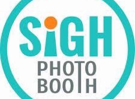 Community Partner: Sigh Photo Booth