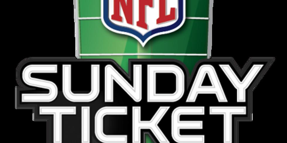 NFL Sunday Package- Every Sunday