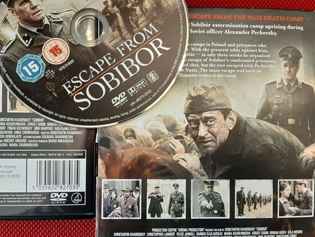 """""""Stalin in our Hearts"""": The Russian Film 'Sobibor' by Konstantin Khabensky"""